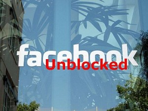 How To Unblock Facebook