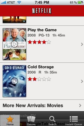 watch Netflix on ipad
