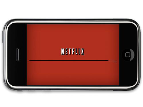 watch Netflix in France