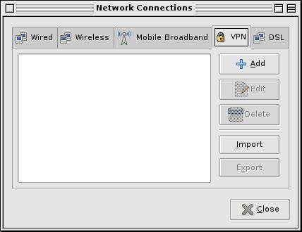 Fedora VPN