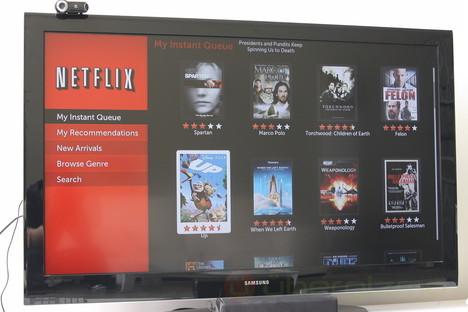 Netflix on Boxee