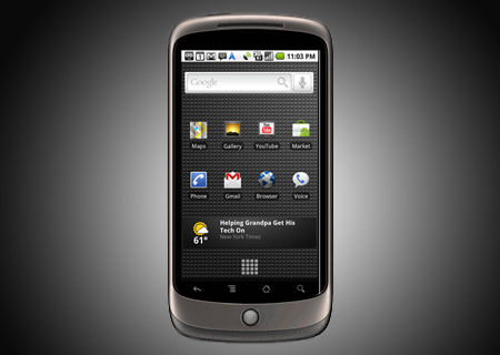nexus one  google